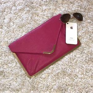 ASOS Envelope Clutch Handbag